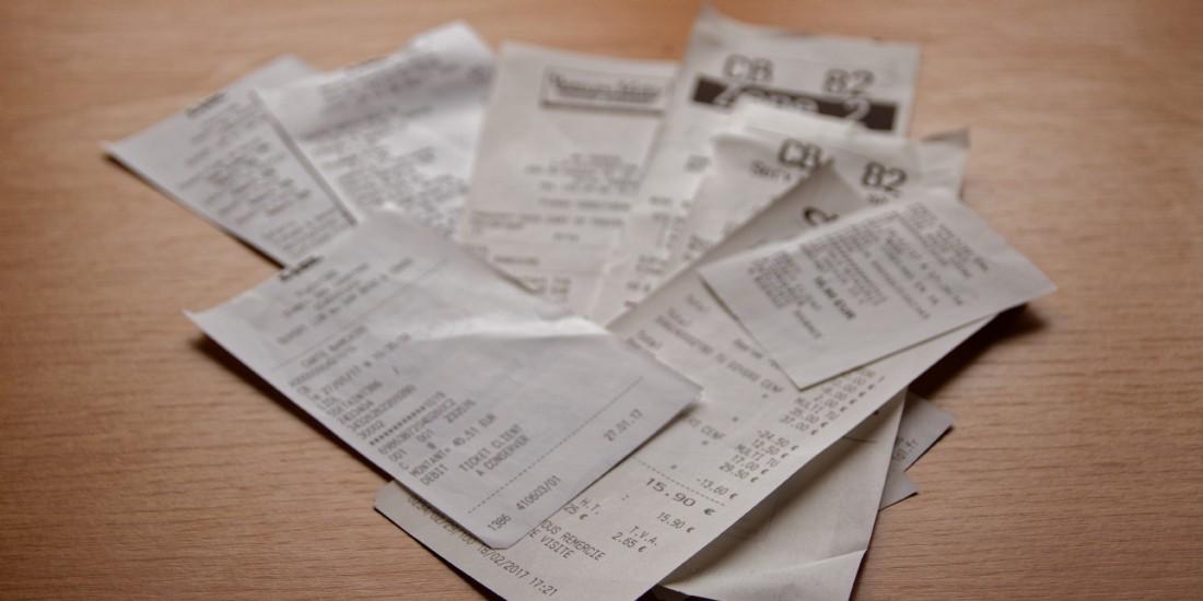 Conservation des justificatifs de notes de frais : il y a du nouveau