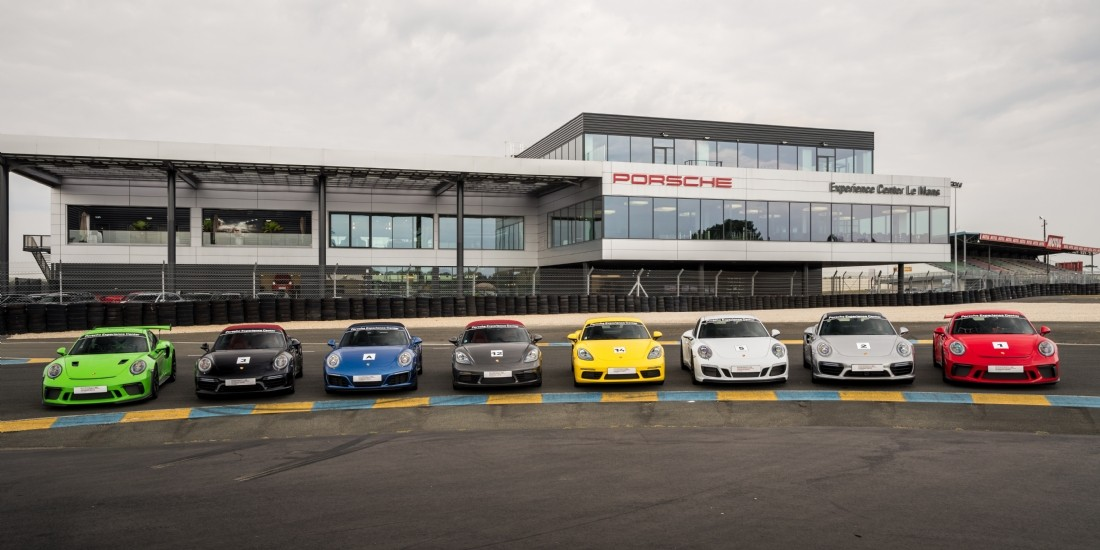 Porsche Experience Center : l'univers d'une marque mythique pour un team building authentique