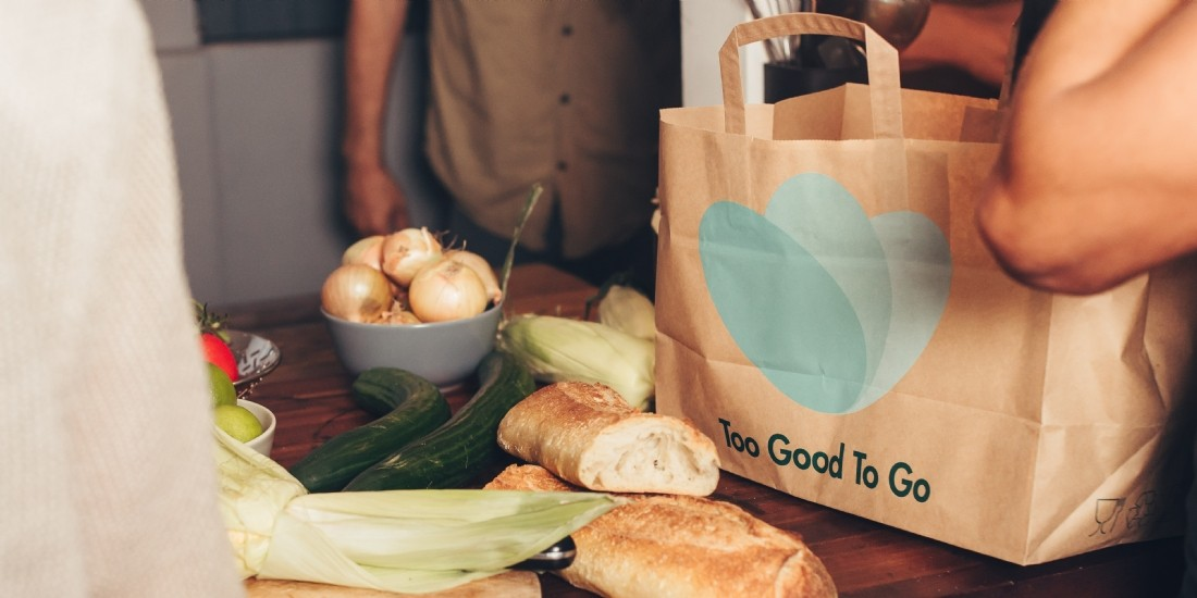Too Good To Go sensibilise à l'anti-gaspillage alimentaire