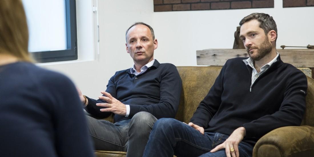 Philippe de Chanville et Christian Raisson, CEO de ManoMano : 'Nous voulons garder l'âme d'une start-up'