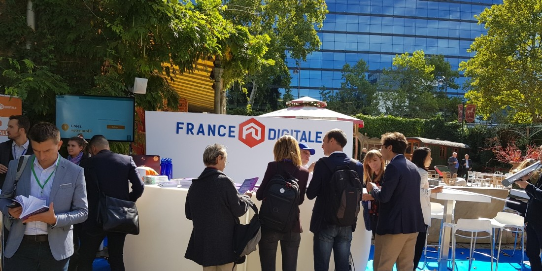 France Digitale Day 2019 : la French Tech boostée par le Next 40