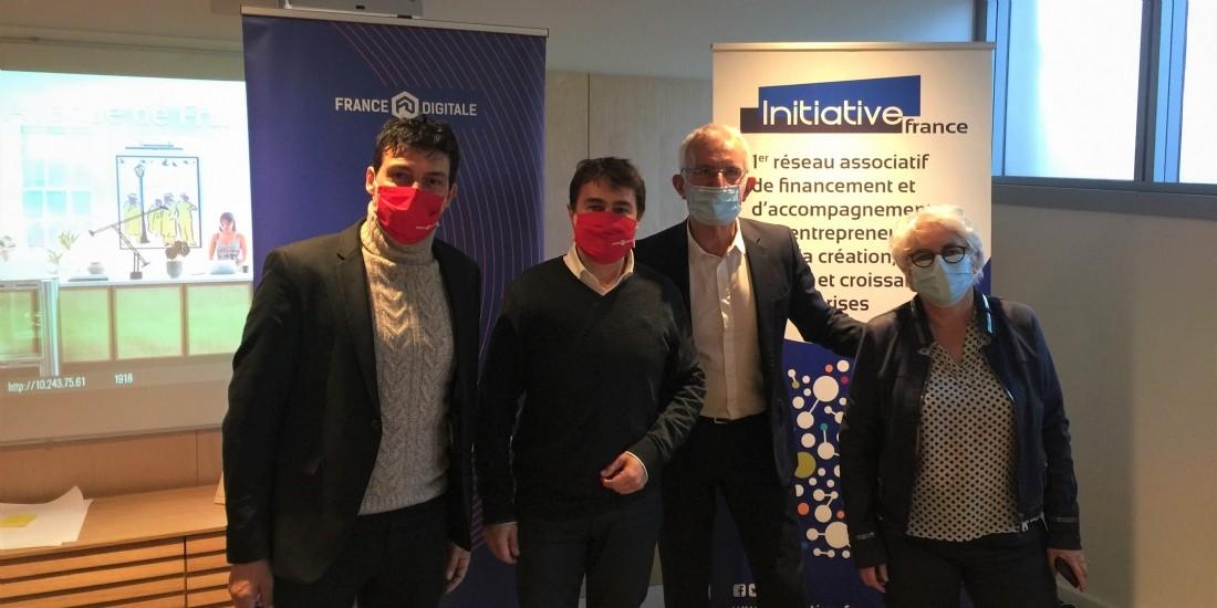 France Digital et Initiative France s'allient pour accélérer la transformation numérique des entreprises
