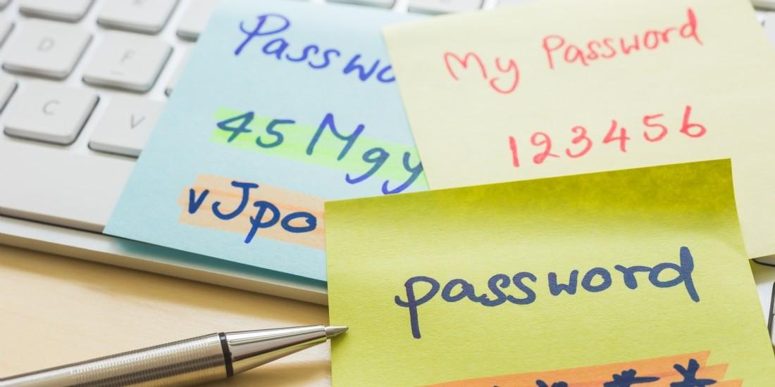 Plus d'un Français sur deux abandonne son achat en ligne à cause des mots de passe