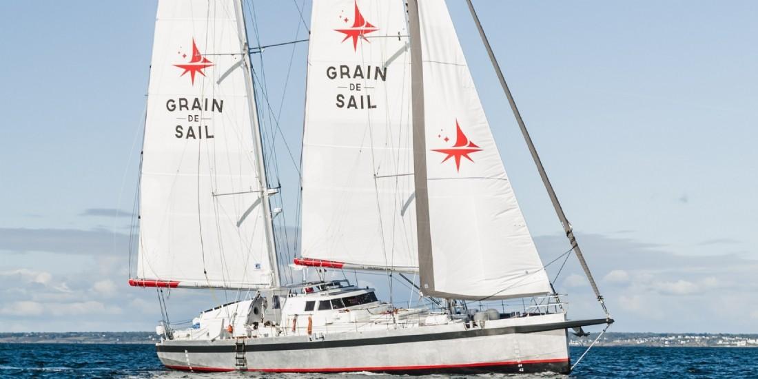 Grain de Sail revisite l'import-export avec son cargo écolo