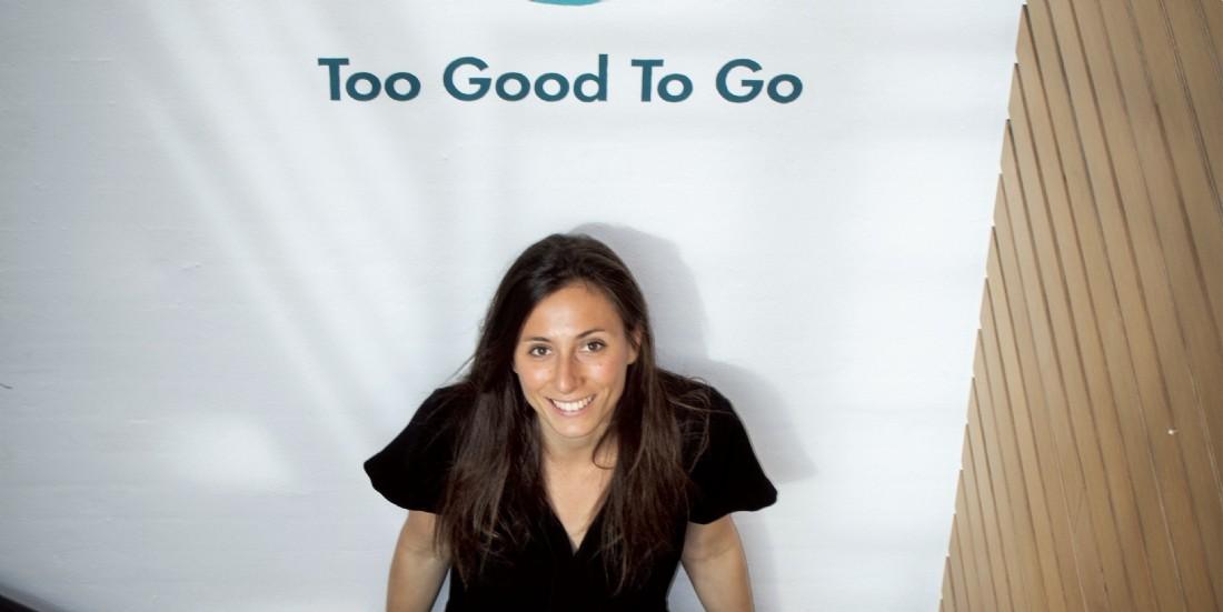 [Portrait numérique] Lucie Basch, fondatrice et DG de Too Good To Go