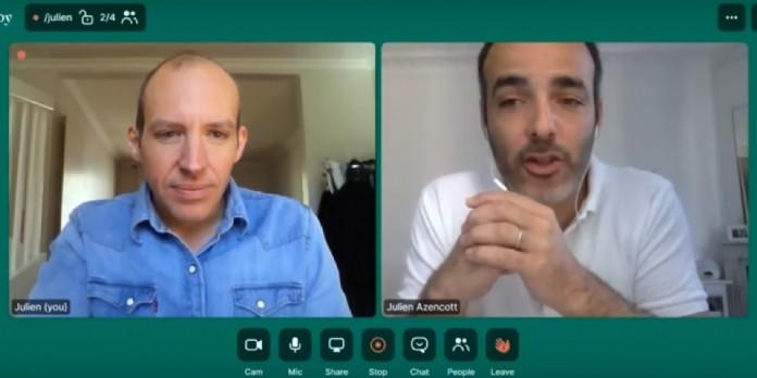 [Vidéo] Julien Azencott (Codage) : 'Nous essayons d'anticiper l'après'