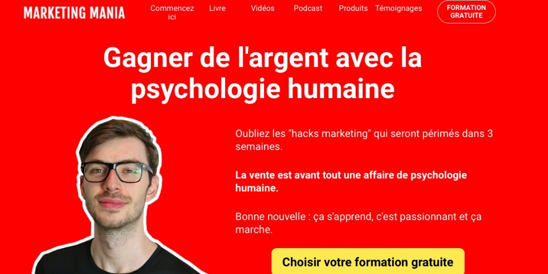 [Podcast] Marketing Mania, les clefs du webmarketing