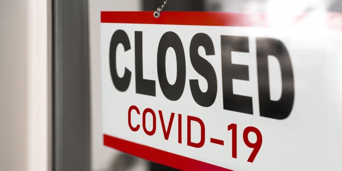 Covid-19 : hôtels, cafés, restaurants et entreprises du bâtiment à l'agonie