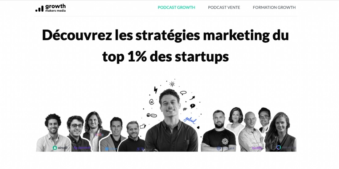 [Podcast] GrowthMakers s'entretient avec Shine