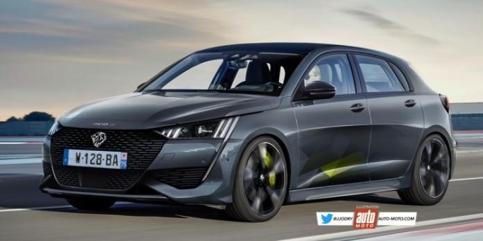 Future Peugeot 308 PSE : plus de 300 ch pour remplacer la GTi