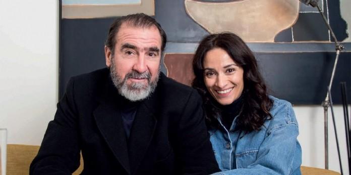 [Interview] Eric Cantona et Rachida Brakni (Nostra) : 'Notre marque s'inspire de la nature'