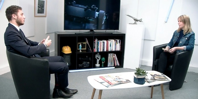 [Vidéo] Olivier Lombard, le Frenchy qui veut concurrencer Tesla