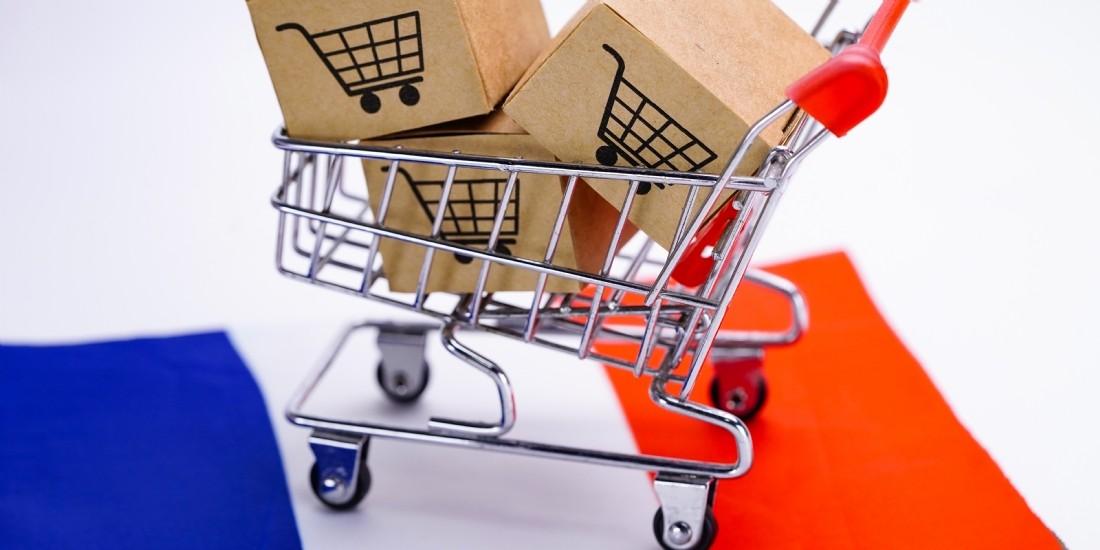 L'e-commerce français génère 112 milliards d'euros en 2020