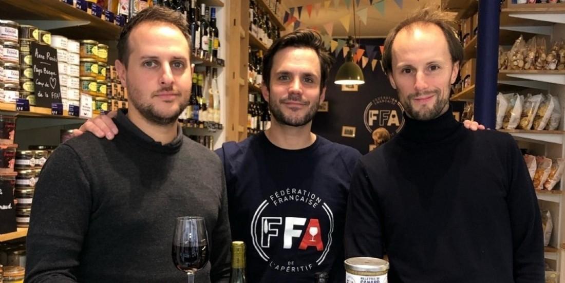 Fédération française de l'apéro: du groupe Facebook à la boutique