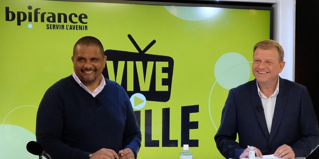 Vive ta ville : l'émission accélératrice d'entreprises par Bpifrance