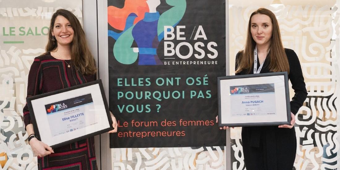 Suivez Be a boss, le rendez-vous phygital de l'entrepreneuriat féminin