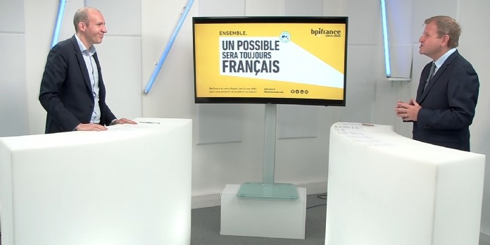 [Vidéo] Patrice Bégay (Bpifrance) : 'Les entrepreneurs ne cèdent jamais'