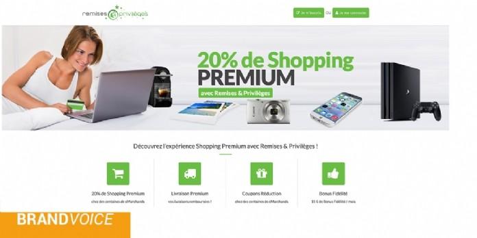Remises & Privilèges : le portail Shopping Exclusif 100% gagnant !