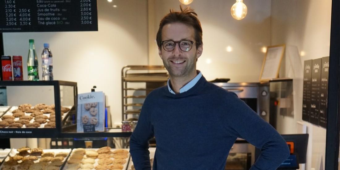 'Il faut que je sois tout le temps à 200%', Alexis de Galembert, fondateur de la Fabrique - Cookies