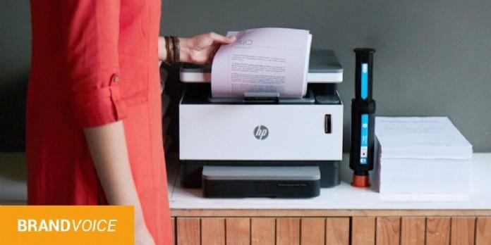 Les imprimantes laser rechargeables séduisent les TPE et les télétravailleurs