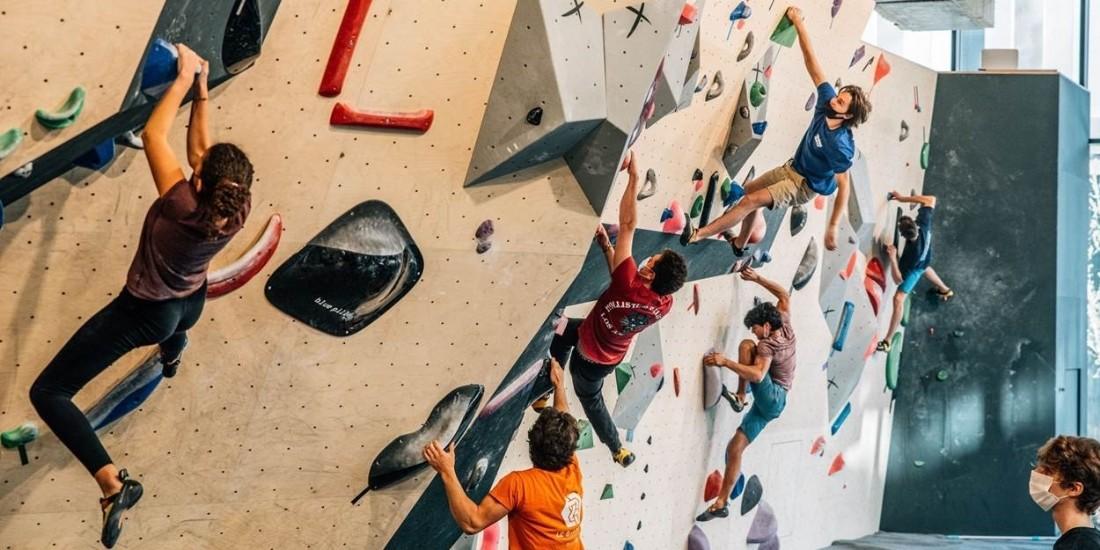 Climbing District continue de grimper avec une levée de 5 millions d'euros