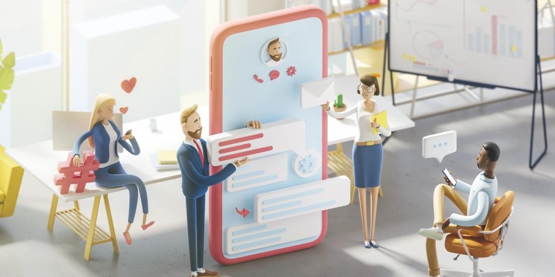 Réseaux sociaux : favoriser et sécuriser la communication digitale par les salariés