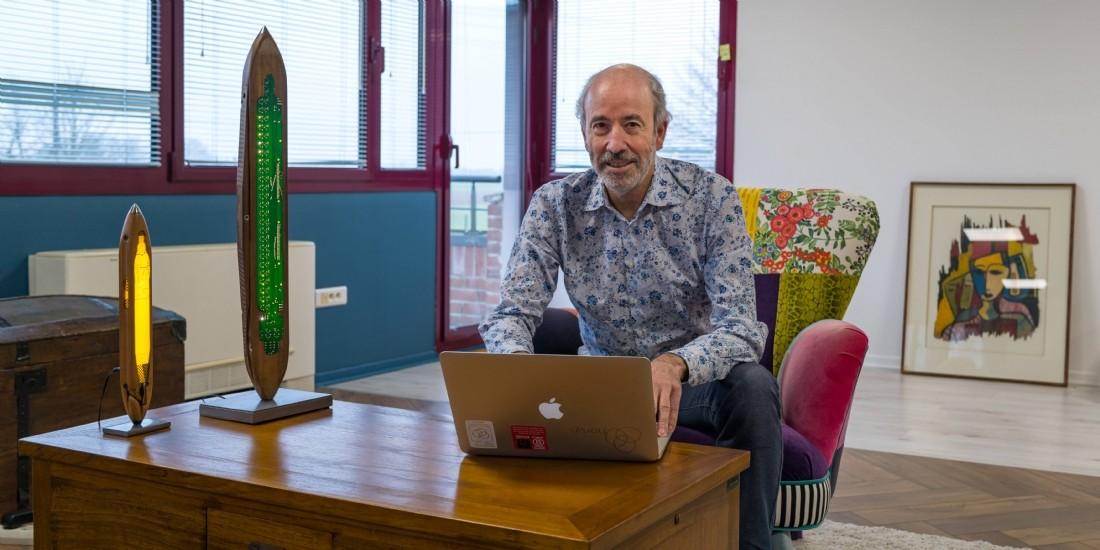 [Interview] Sylvain Breuzard, Norsys : ' Les entreprises ne vont pas assez loin '