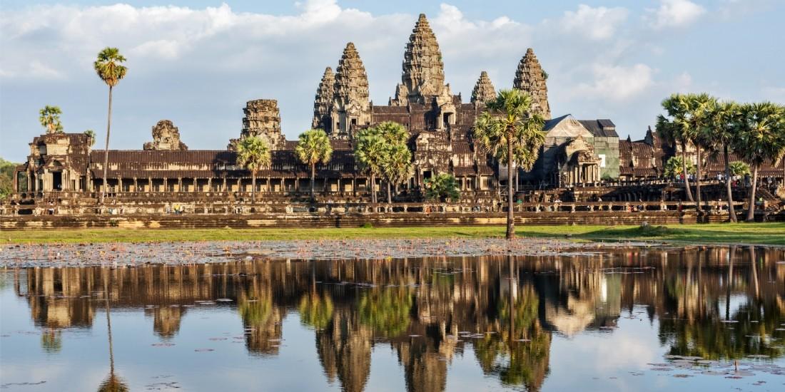 Le Cambodge, porte d'entrée sur l'Asie