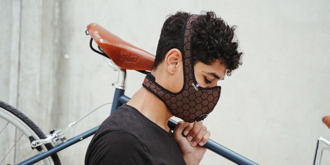 R-Pur : le masque français qui s'exporte en Asie