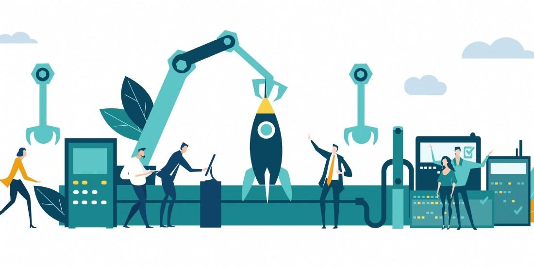 Les start-up industrielles dynamisent les territoires