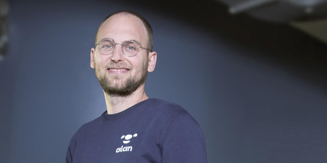 [Interview] Jean-Charles Samuelian (Alan) : 'Je recrée un pacte de confiance'