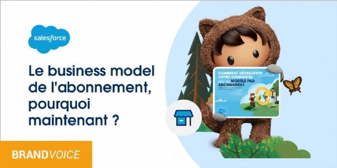 Développer son entreprise grâce au modèle par abonnement avec Salesforce
