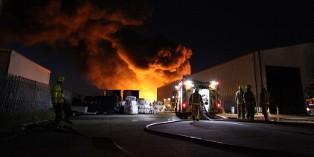 Un incendie peut venir à bout de locaux professionnels.