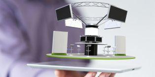 L'aménagement du stand participe à son attractivité.