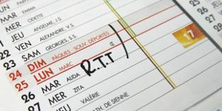 Les RTT sont accordées aux salariés soit de manière forfaitaire soit en comptabilisant au réel les temps compris entre l'horaire collectif et 35 heures.