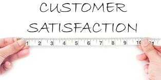 L'equête de satisfaction permet notament de faire évoluer les produits et services.