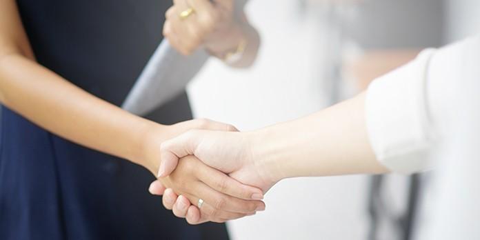 L'importance d'une relation commerciale en entreprise