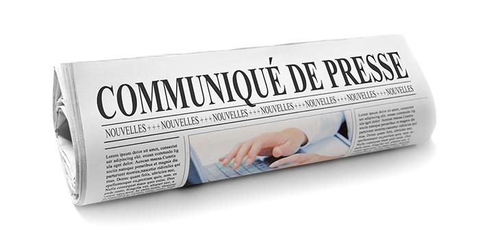 Pourquoi est-il nécessaire de faire un communiqué de presse ?
