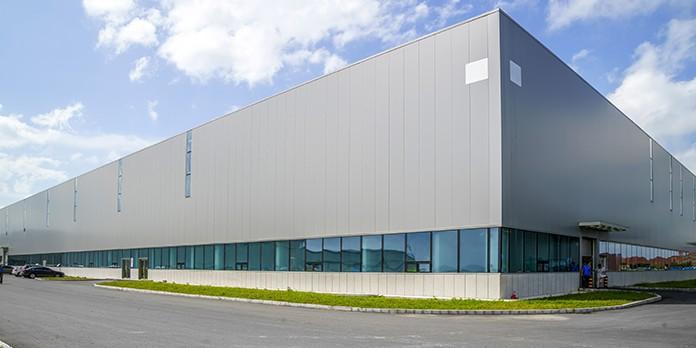 Quid d'un bâtiment industriel ?