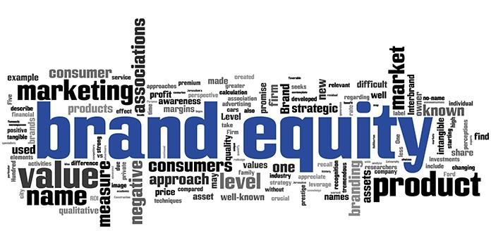 Qu'en est-il du brand equity ?