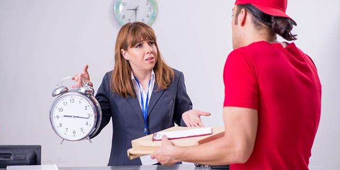 Comment gérer le non-respect des délais de livraison entre professionnels ?