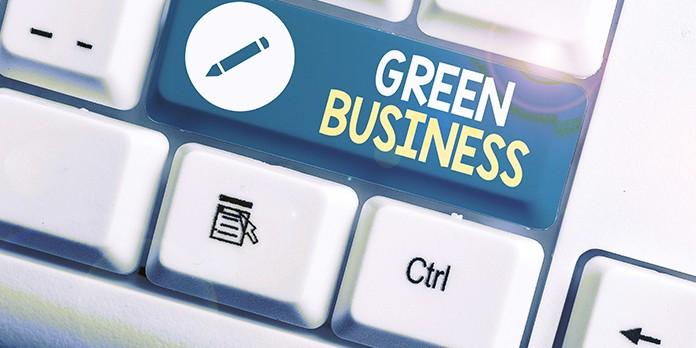 Comment une entreprise peut-elle réduire son impact sur l'environnement écologique ?