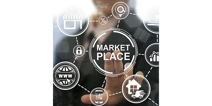 La création d'une marketplace
