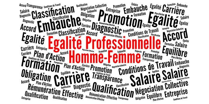 Notion d'égalité salariale entre hommes et femmes