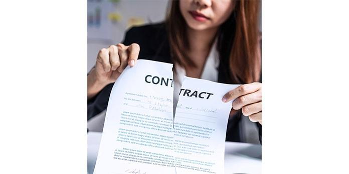 Tout savoir sur la rupture du contrat de travail
