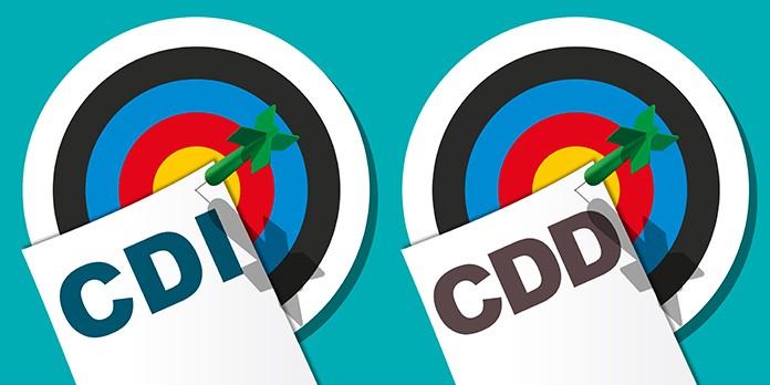 Transformation d'un CDD en CDI