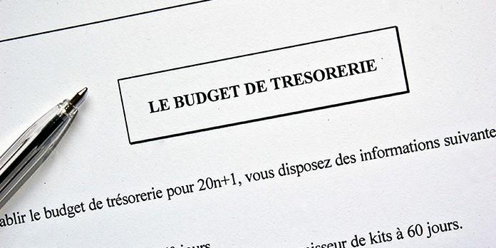 Établissement de budget de trésorerie en entreprise