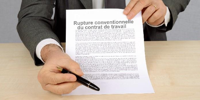 La rupture du contrat de travail
