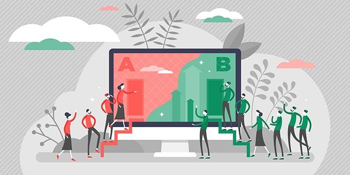 L'A/B testing, une méthode pour améliorer la rentabilité