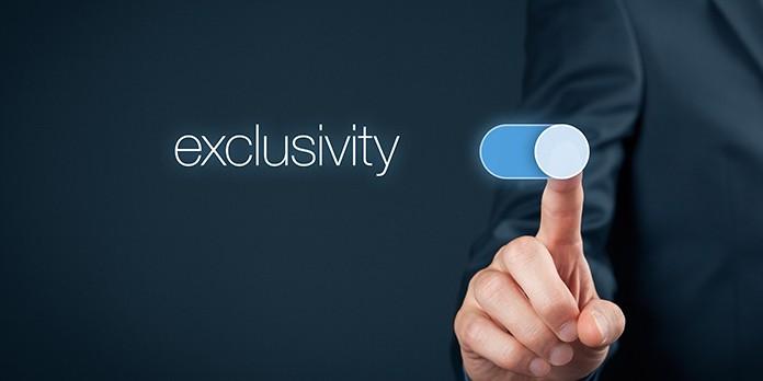 Quelles sont les conséquences d'une clause d'exclusivité ?